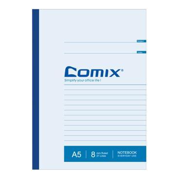 齐心无线装订本, 办公必备 A5 80页  C4506