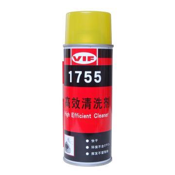 威伏 高效清洗剂,威伏1755,450ml/喷罐【脱脂去油,速干无痕】