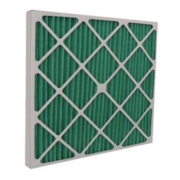 宾优 纸框板式初效空气过滤器,BN-P4-50-595*595*46,过滤效率G4