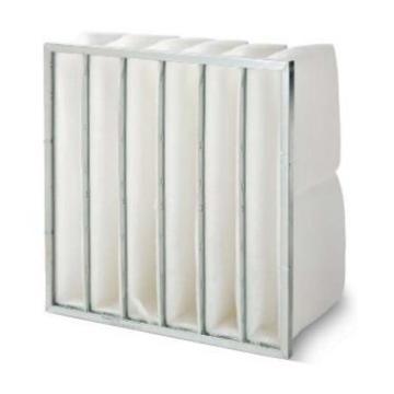 宾优 大容尘量袋式初效空气过滤器,BN-B4-50-592*592*360*6,过滤效率G4,袋数6