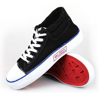 天津双安安全鞋绝缘耐高压布面胶鞋15KV黑色,尺码:35