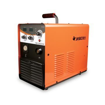NB-200(N214)工业型气体保护电焊机二氧化碳气保焊机,深圳佳士,单管IGBT