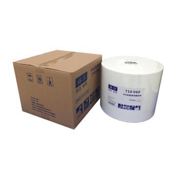 X60全能高效擦拭布 30cm×35cm×1000张/卷   1卷/箱  白色