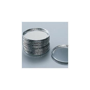 梅特勒 铝箔样品盘,一盒80个