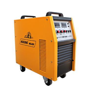 沪工逆变式CO2/MAG气体保护焊机,NB-500SII,钢结构专用款