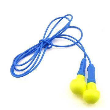 3M 蘑菇型带线耳塞318-1005 NRR28dB