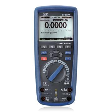 万用表,华盛昌 专业真有效值防水型数字万用表,DT-9979