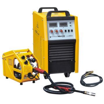 沪工逆变式CO2/MAG气体保护焊机,NB-630,超重工款