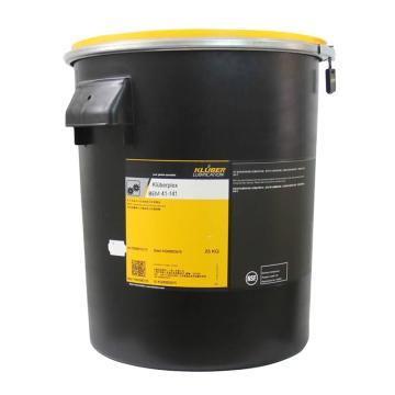 克鲁勃 轴承润滑脂,Kluberplex BEM 41-141,25KG/桶