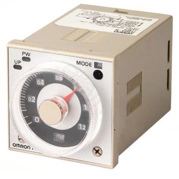欧姆龙 时间继电器,H3BA-N AC220V