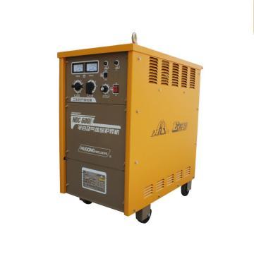 沪工抽头式CO2气体保护焊机(分体式),NBC-500II