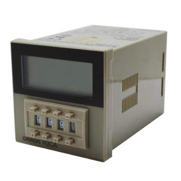 欧姆龙 时间继电器,H3CA-8 AC220V