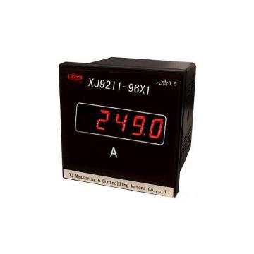 许继直流电流表 XJ921I-72XI 30A/75mv,DC/AC220V