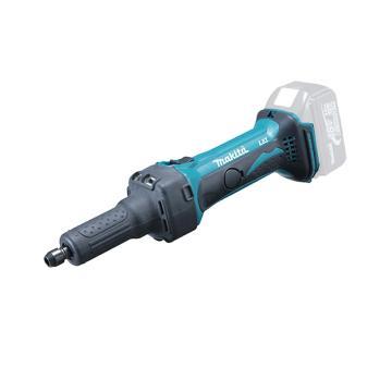 牧田makita 充电式电磨头直磨机,裸机,夹持能力3-8mm(标配为6mm)25000rpm,18V,DGD800Z
