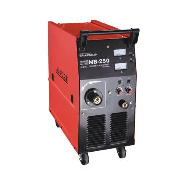 沪工之星逆变气保焊机,NB-250,带附件,一体式