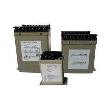 海盐普信 单相交流电流变送器  PXA-A2F1P203 输入0-5A,输出4-20madc,辅助电源220V