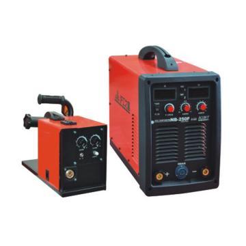 沪工之星逆变气保焊机,NB-250F,带附件,分体式