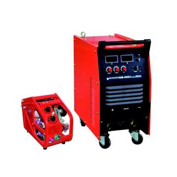 沪工之星逆变气保焊机,NB-500G,带附件,分体式