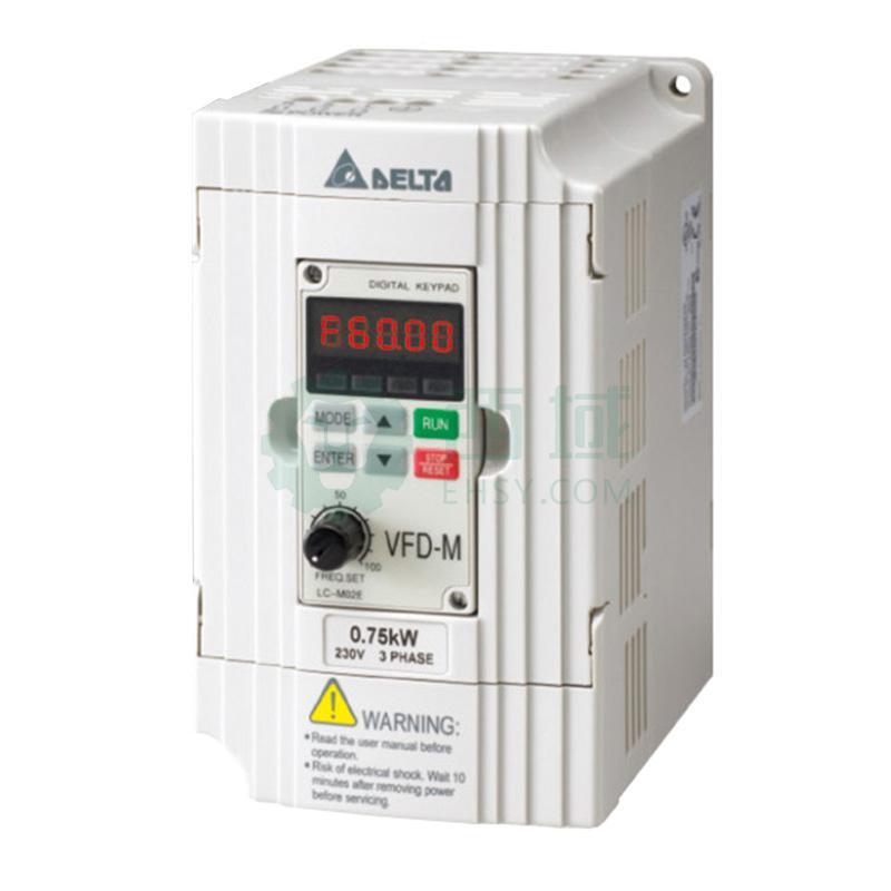 delta变频器_台达/Delta VFD007M11A-Z变频器【多少钱 规格参数 图片 采购】-西域