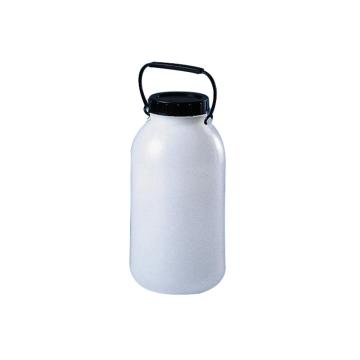 储液瓶,PE-HD材质,广口,5 l
