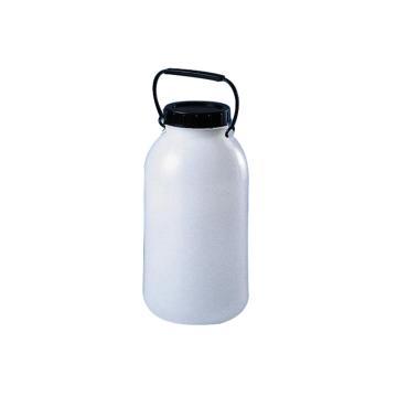 储液瓶,PE-HD材质,广口,10 l