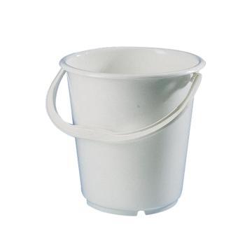 水桶,HDPE材质,无盖,容量10 l,高度300mm