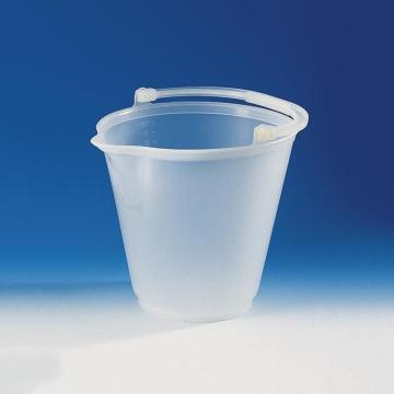 桶,PP材质,无盖,15 l,H340mm