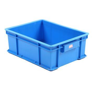 450系列箱,蓝色,内尺寸:450*320*225,外尺寸:486*355*235