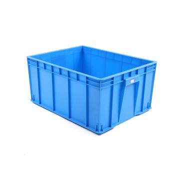 510系列箱,蓝色,内尺寸:510*390*240,外尺寸:550*420*250