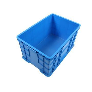 604系列箱,蓝色,内尺寸:604*396*330,外尺寸:650*440*340