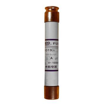 茗熔 熔断器,RO19H 4.5A