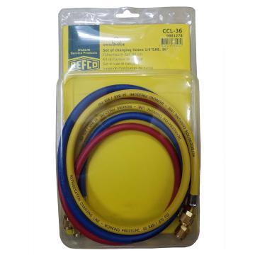 REFCO充气管(三色) CCL-36(0.9M) 产品代码9881278
