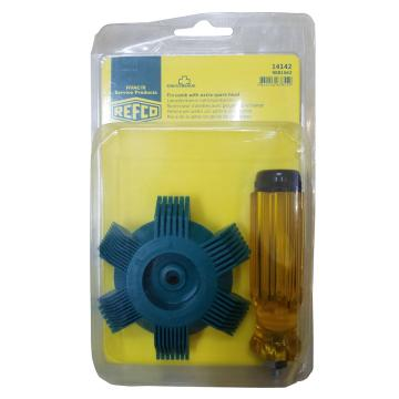 REFCO 翅片梳子 14142 产品代码9881562
