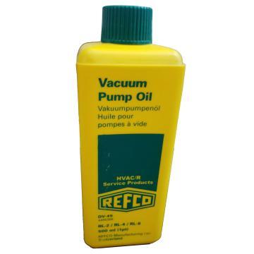 REFCO真空泵油 DV-45     500ML 产品代码4495358