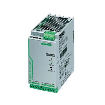 菲尼克斯 开关电源,QUINT-PS/3AC/24DC/20(2866792)