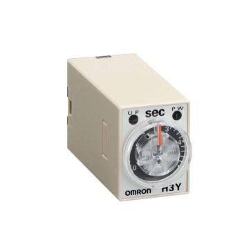 欧姆龙 时间继电器,H3Y-2 60S AC220V