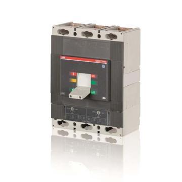 ABB 塑壳断路器,T6N630 TMA630/3150-6300 FF 3P,10099467