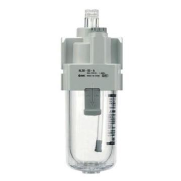 """SMC油雾器,Rc1/4"""",有托架,AL30-02B-A"""