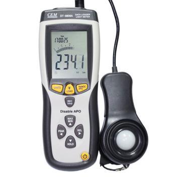 照度计,华盛昌 专业光度计,DT-8809A