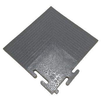 耐磨耐压防滑工业地板砖转角,PVC 120*120mm