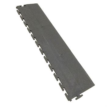 耐磨耐压防滑工业地板砖边条,PVC  500*120mm