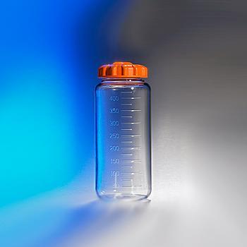 离心瓶,500ml,PC材质,螺旋盖,未灭菌,大包装,4个/包