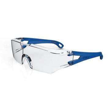 光学一级全景式防护眼镜9065129 UV400 超强耐磨 耐刮擦(嘉士伯专供)