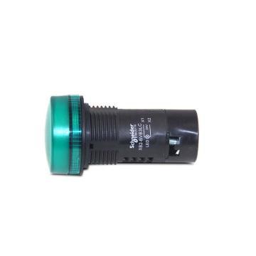 施耐德 XB2 指示灯(24VDC),XB2BVB3LC