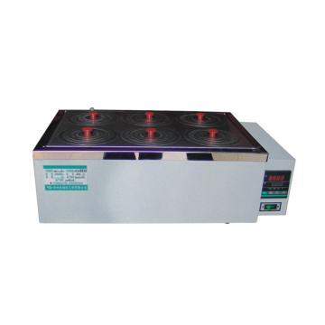 电子恒温水浴,HH-S,双列六孔,控温范围:RT-99℃