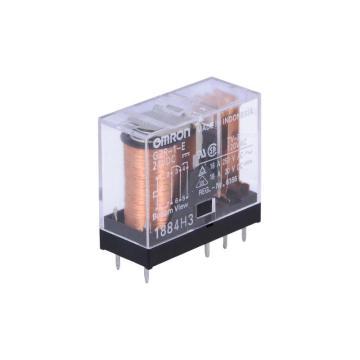 欧姆龙 小型继电器,G2R-1-E DC24V