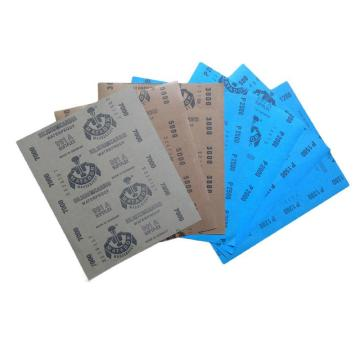 勇士碳化硅水砂纸,2000#,230*280mm,50张/包