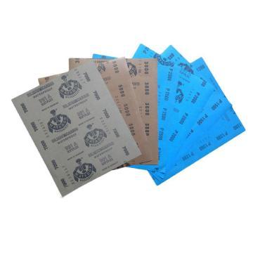 勇士碳化硅水砂纸,1800#,230*280mm,50张/包