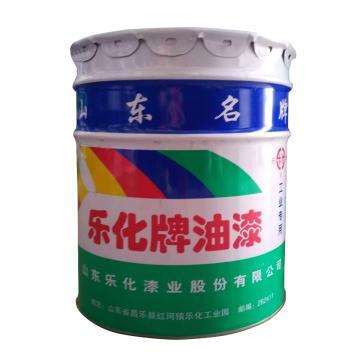乐化 醇酸青漆,12KG/桶