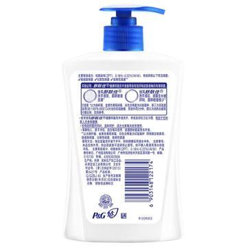 舒肤佳纯白清香型健康抑菌洗手液,450毫升